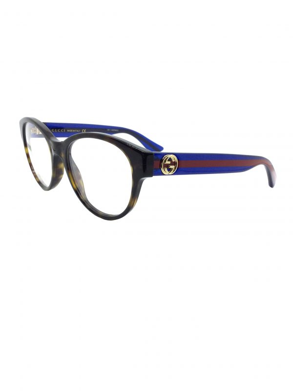 Gafas de vista mujer acetato GUCCI GG 0039 003