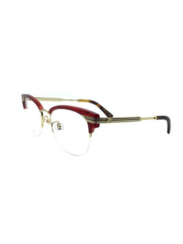 Gafas de vista mujer GUCCI GG 0201O